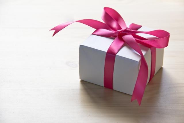 引っ越しとプレゼント