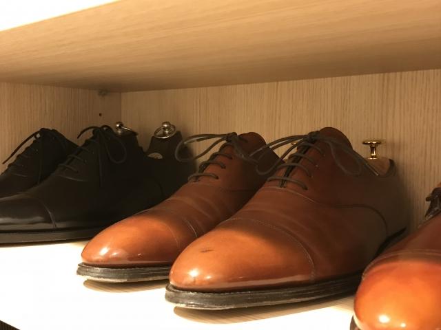 引っ越しと靴